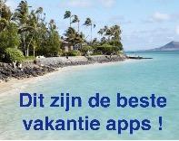 10 beste vakantie apps