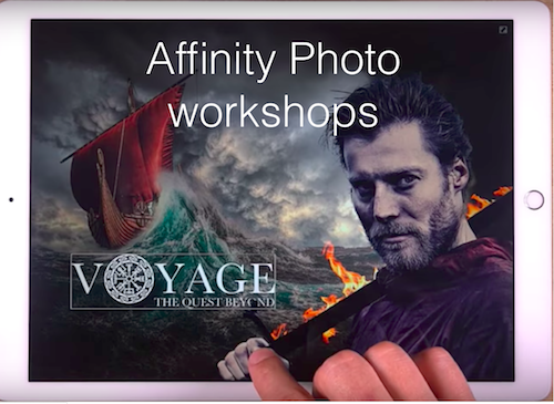 affinity photo workshop