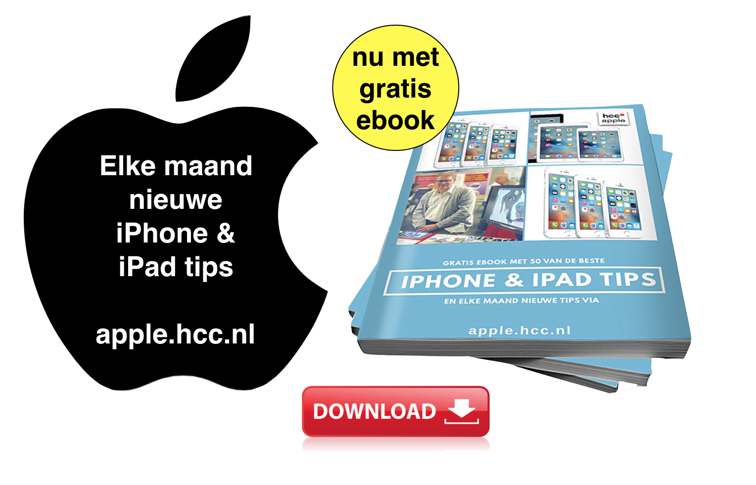 download iphone ipad tiplijst ebook