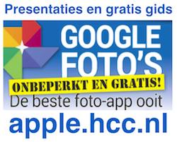 googlefotos presentaties gids