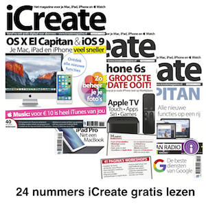 gratis 24 iCreate nummers lezen klein