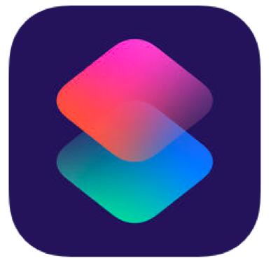 Opstart-icoon van de opdrachten app